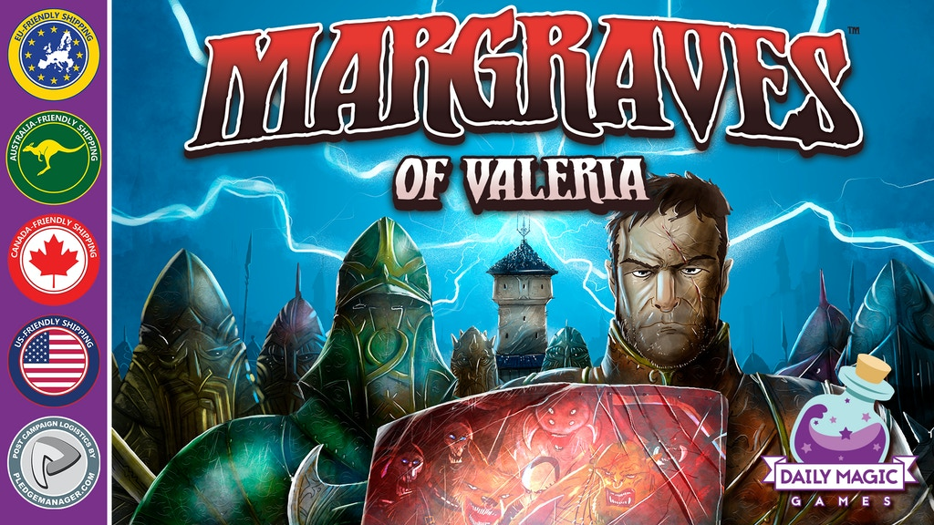 Margraves of Valeria project video thumbnail