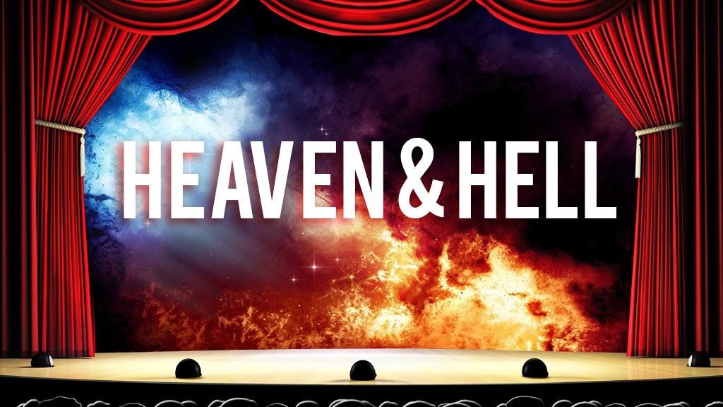 Heaven & Hell: An Immersive Death Event [Break Kickstarter] project video thumbnail