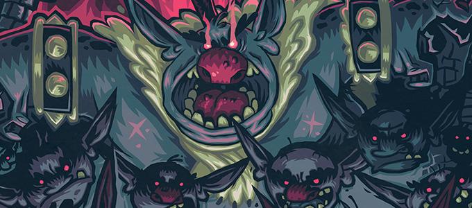 Goblin family portrait!