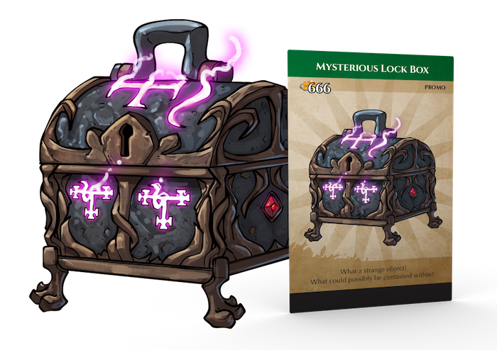 The Mysterious Lock Box