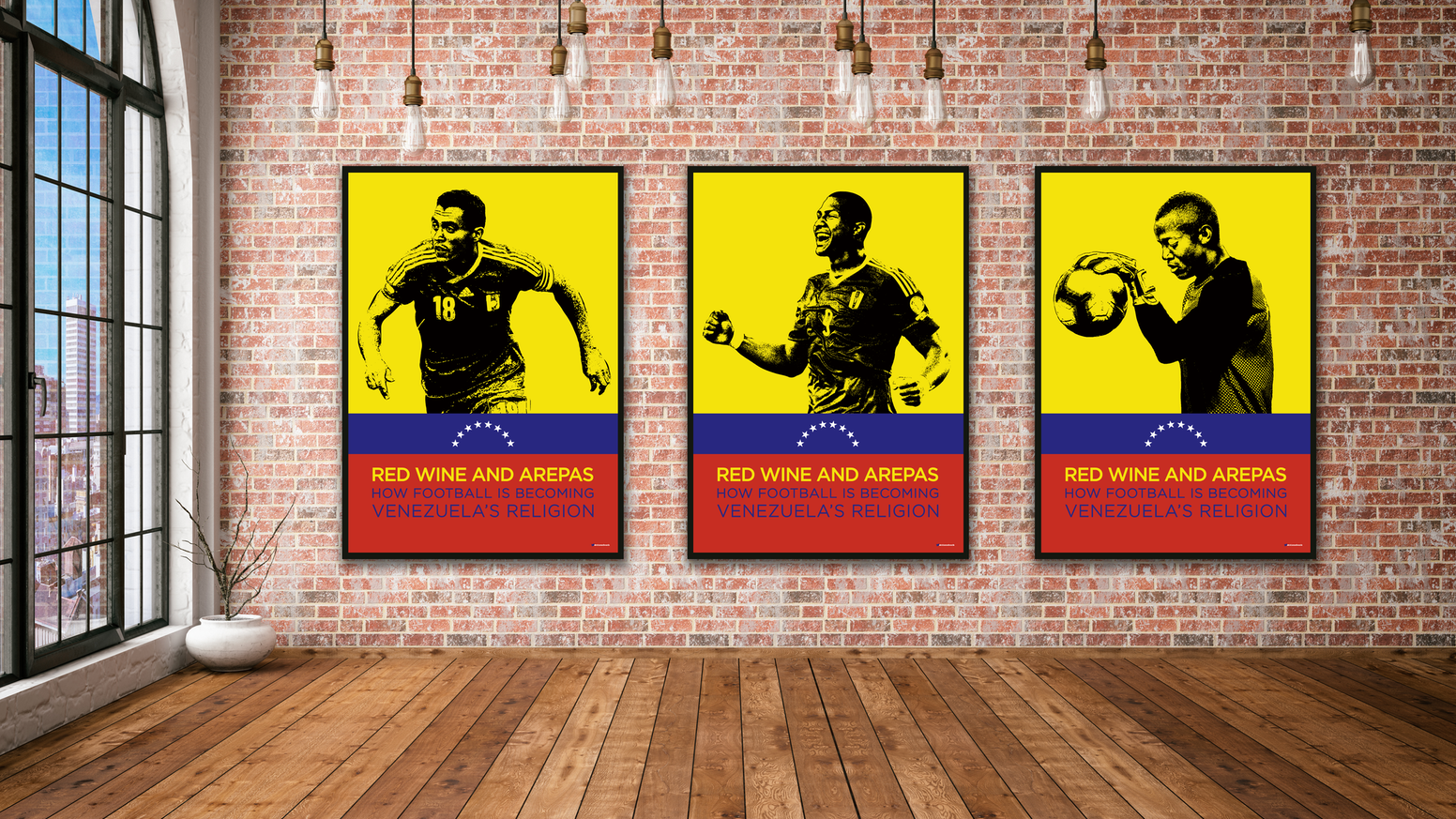 A book on Venezuelan football, featuring exclusive interviews from those in the game, exploring culture, society, & politics. ** THE LIMITED FIRST EDITION RUN IS NOW SOLD OUT. GENERAL RELEASE COMING SOON**