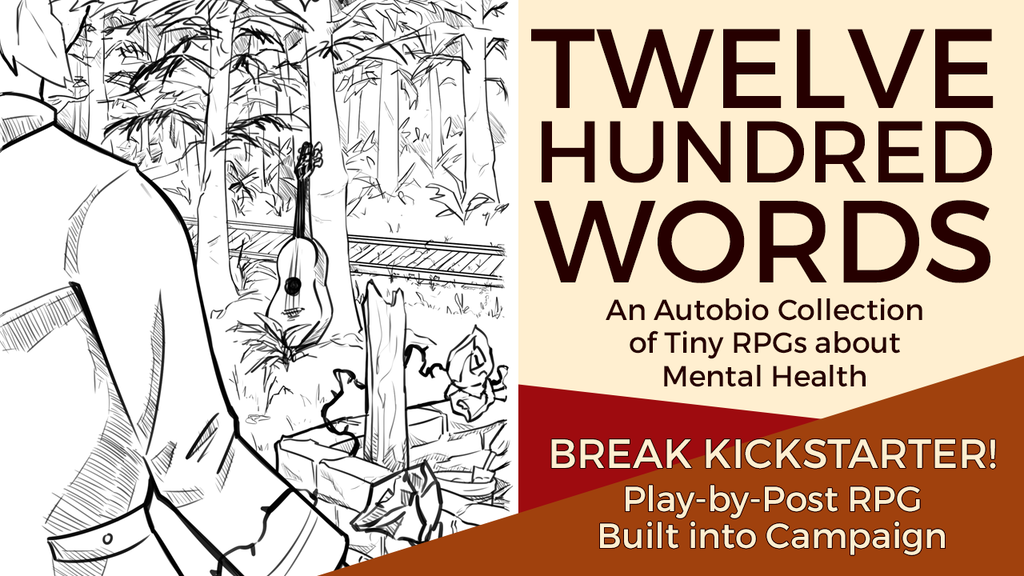 Break Kickstarter: Twelve Hundred Words project video thumbnail