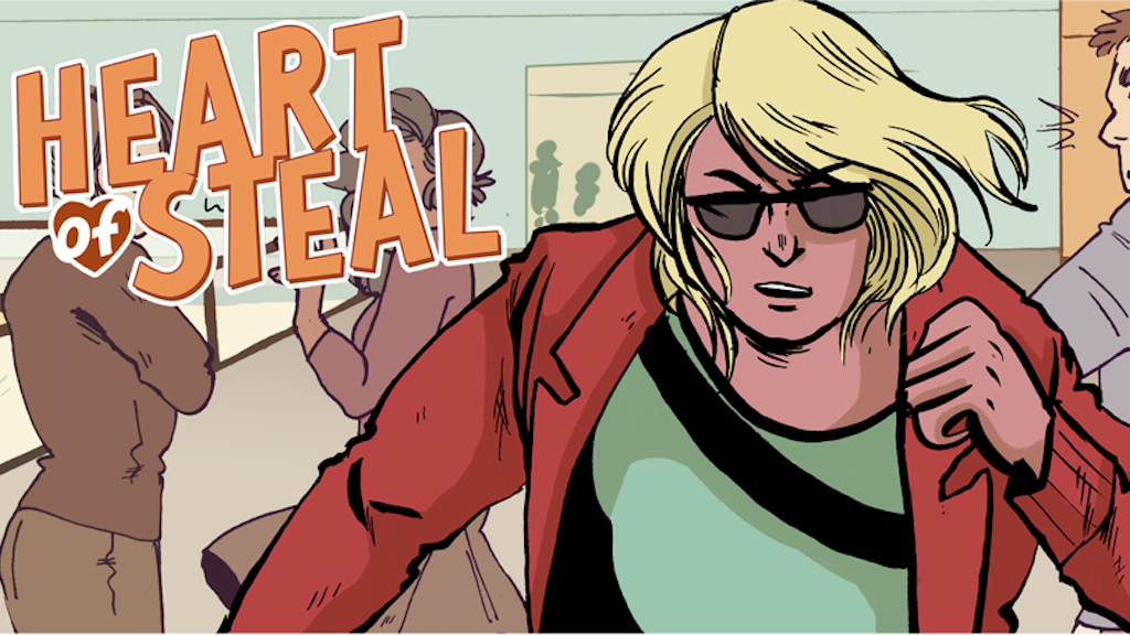 Project image for Heart of Steal #1