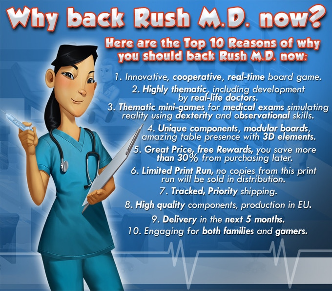 Rush M.D. By Artipia Games