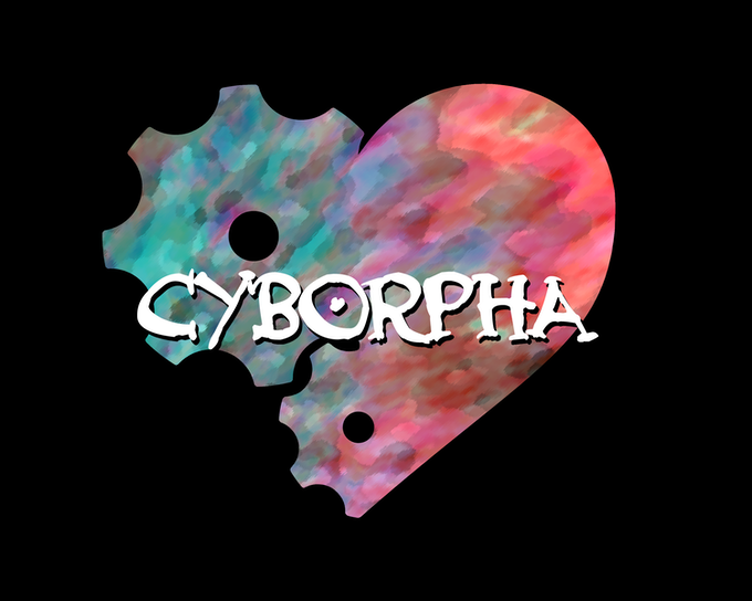 Cyborpha - Hardcover Graphic Novel