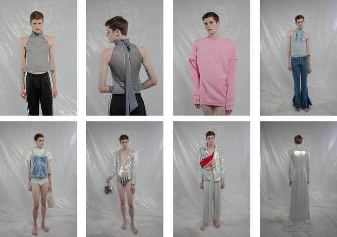 LYAN Spring/Summer 2019 Collection look-book