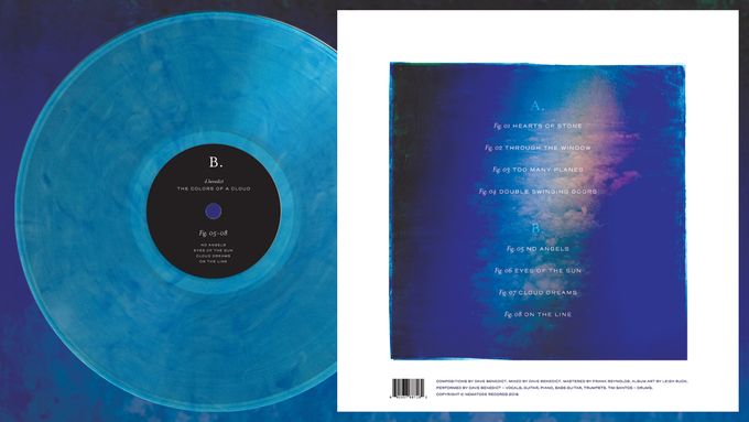 Back of Album and Side B