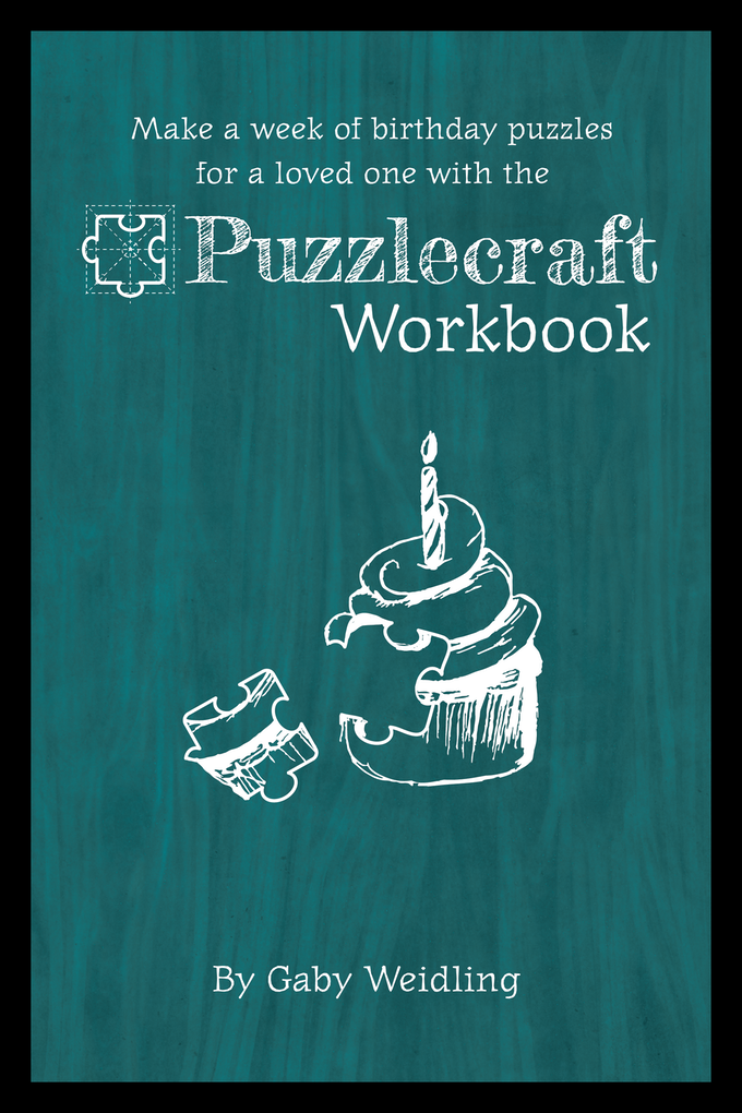 The cover of the Puzzlecraft Workbook