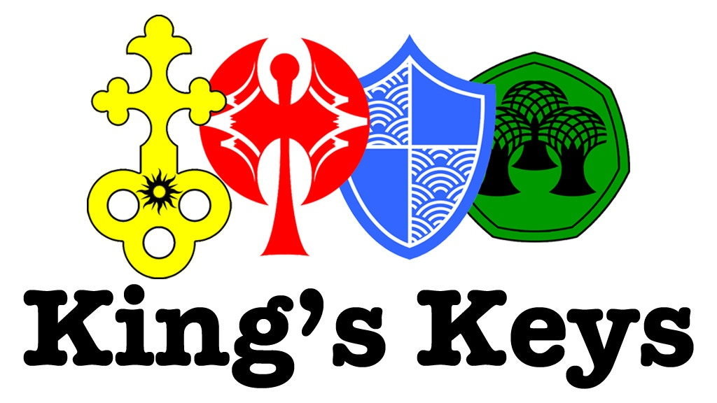 King's Keys Playing Cards project video thumbnail