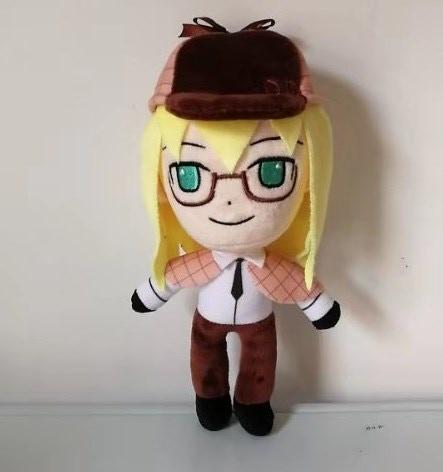 Detective Detective ~The Plushie Prototype