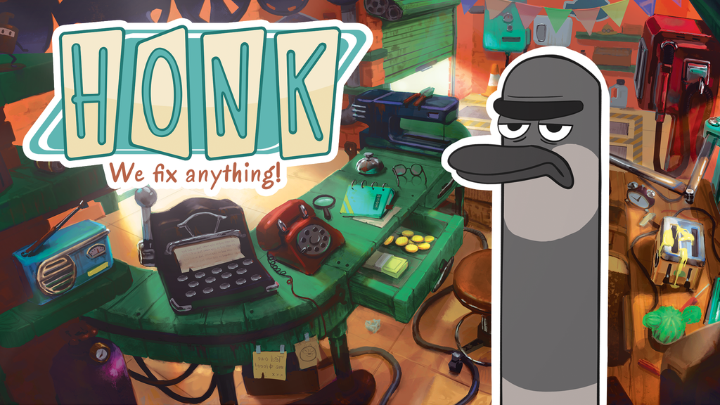 HONK - We Fix Anything! project video thumbnail
