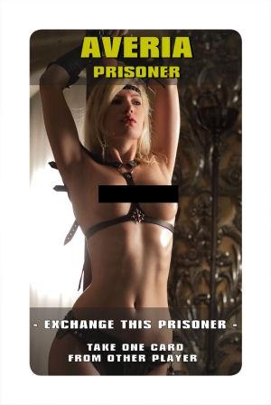 Gefangene können gegen gegnerische Kriegerinnen ausgetauscht werden - Prisoners can be exchanged and replaced with enemy fighters!