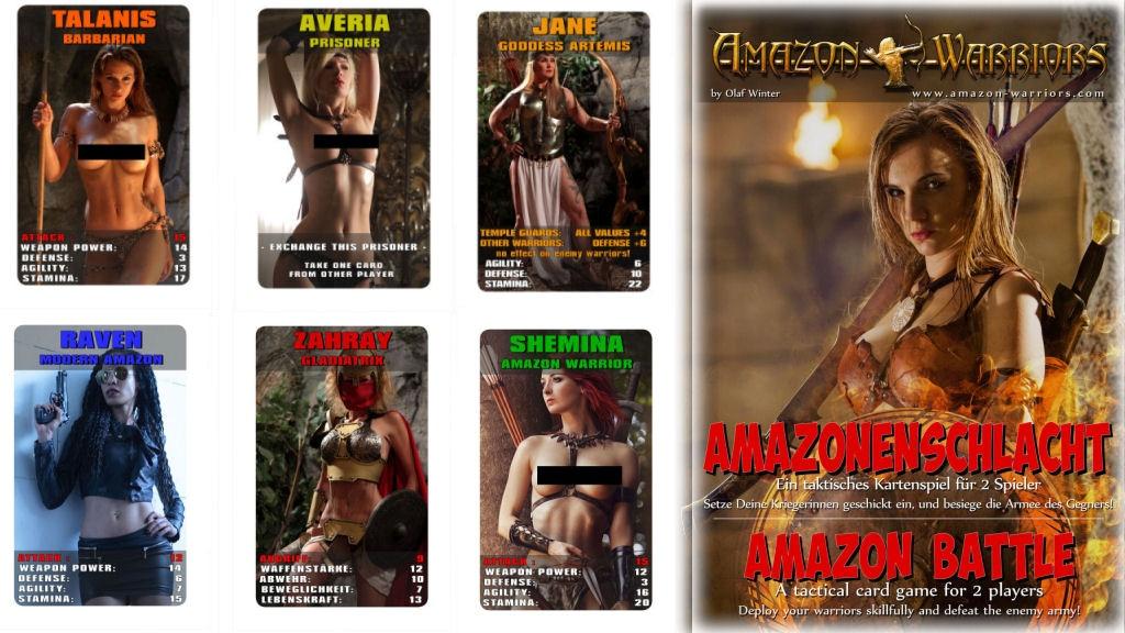 Project image for AMAZONENSCHLACHT / AMAZON BATTLE