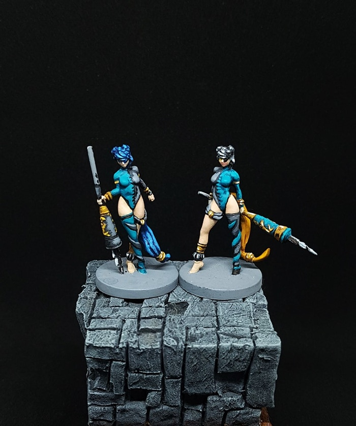 Painted by Naptime Miniatures