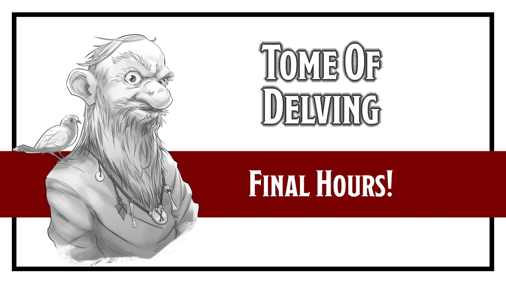 Tome of Delving project video thumbnail