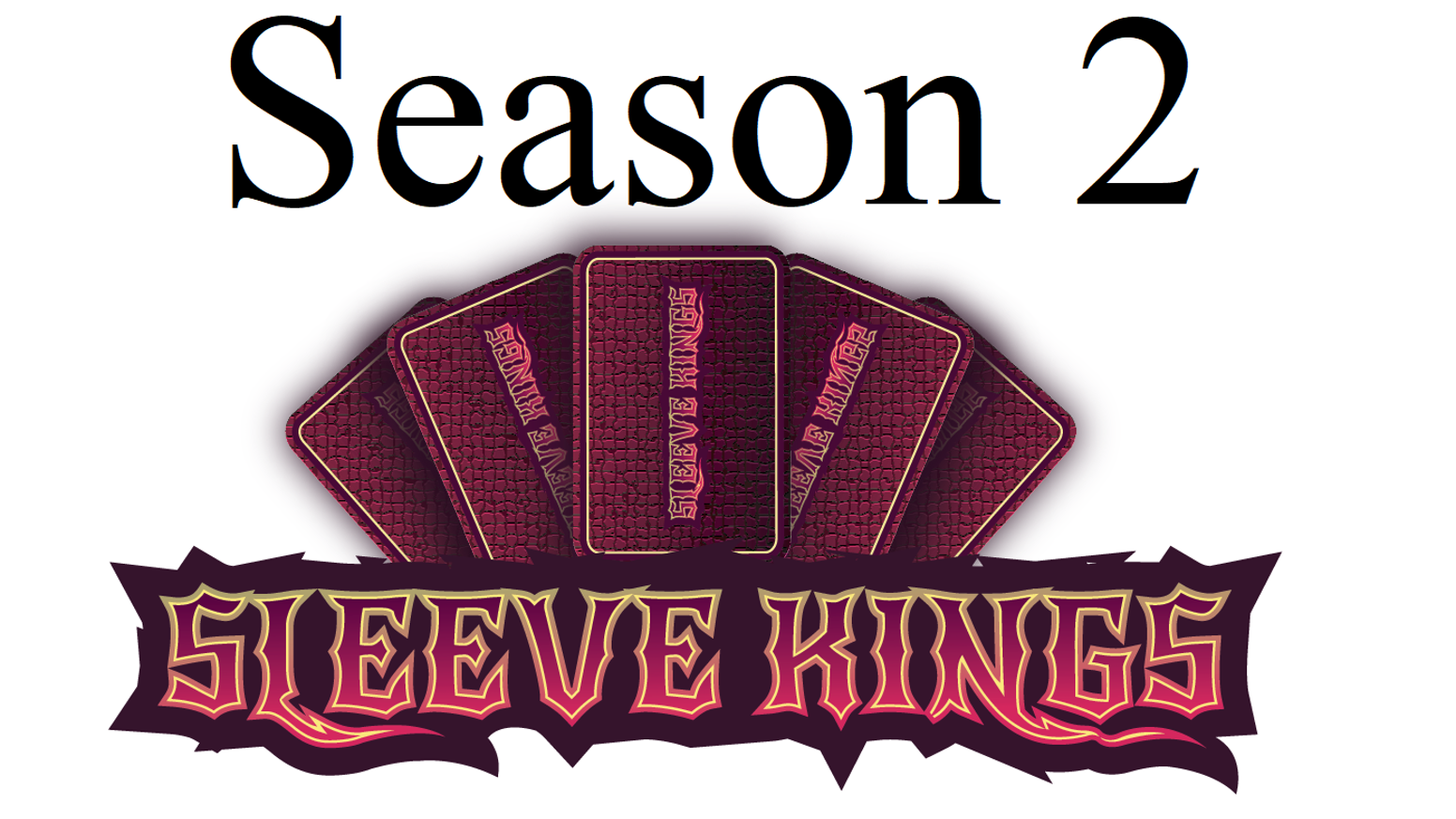 Season 2 of Sleeve Kings unique 60-micron, 110-pack card sleeves features all new sizes, all new packaging & the same amazing pricing!