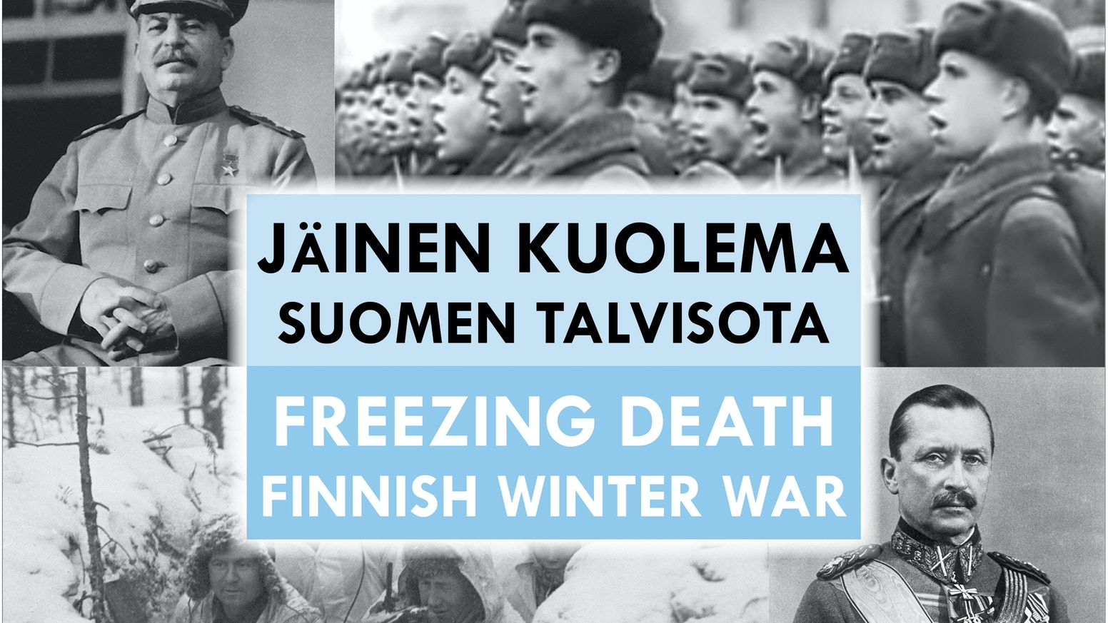 An accessible card-driven wargame for 2 players, a battle for the fate of Finland.