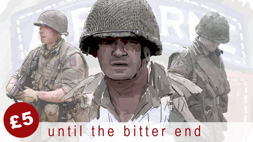 Until the Bitter End - US Airborne project video thumbnail