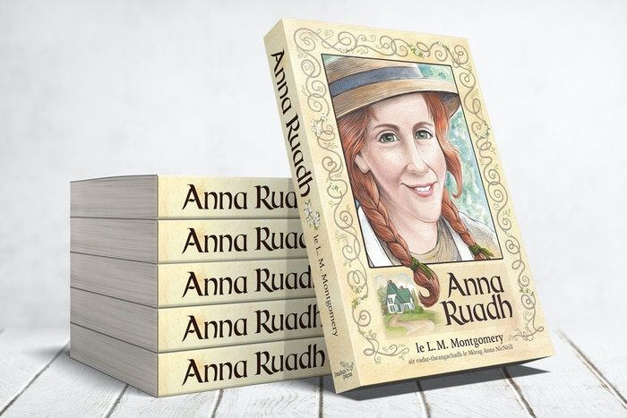 We are creating the first-ever Scottish Gaelic translation of Anne of Green Gables, the beloved Canadian classic by L.M. Montgomery. Anna Ruadh will be published in June 2020.