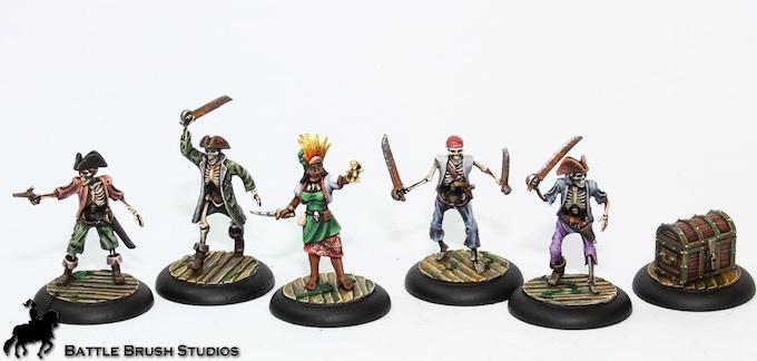 The Undead Crew
