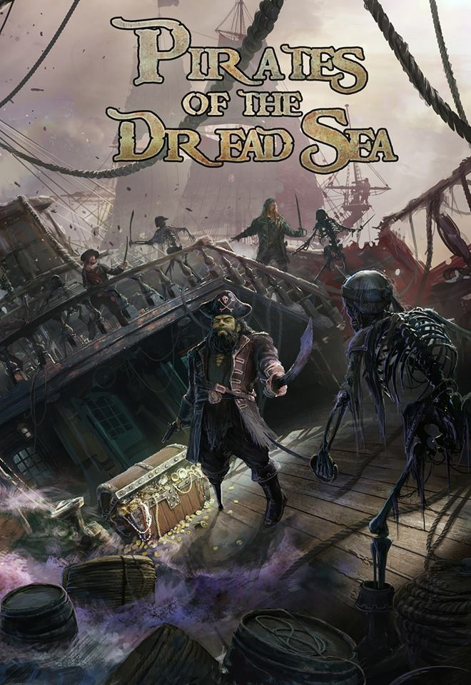 Cover Artwork for the Rulebook