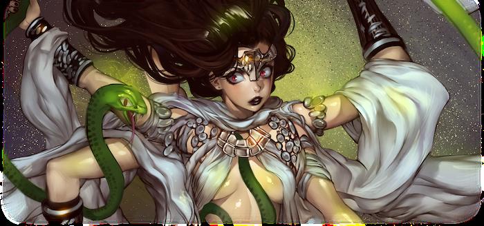 Circe, High Priestess