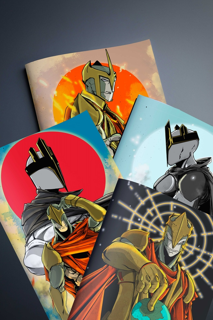 All four covers complete the variant set for the prelude