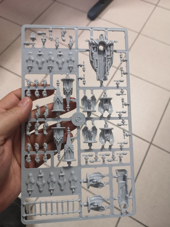 Rampart: Magnetized Modular Terrain for Tabletop by Load