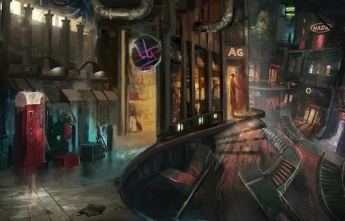 Etherfields Board Game by Awaken Realms » Lucid dream - new