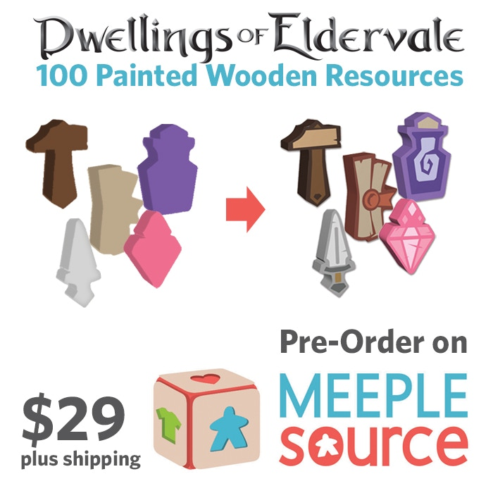 Dwellings of Eldervale by Breaking Games — Kickstarter