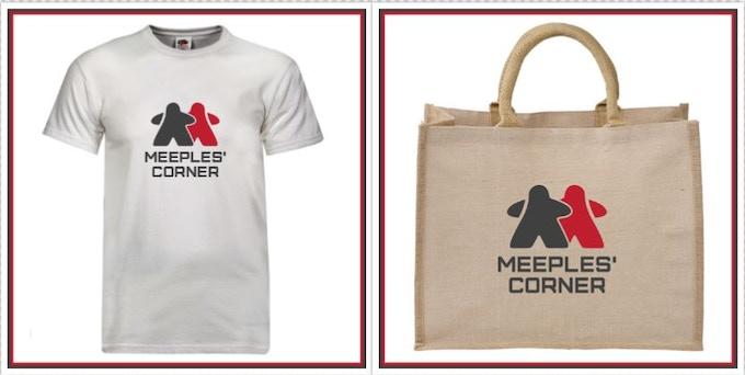 T-Shirt and shopping bag