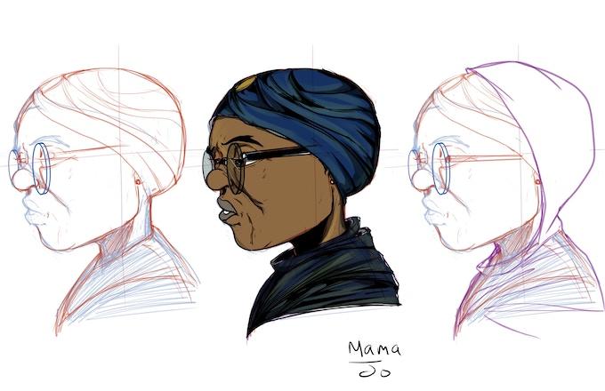 Mama Jo