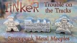Tinker Bits IV: Train Engine Metal Meeples thumbnail