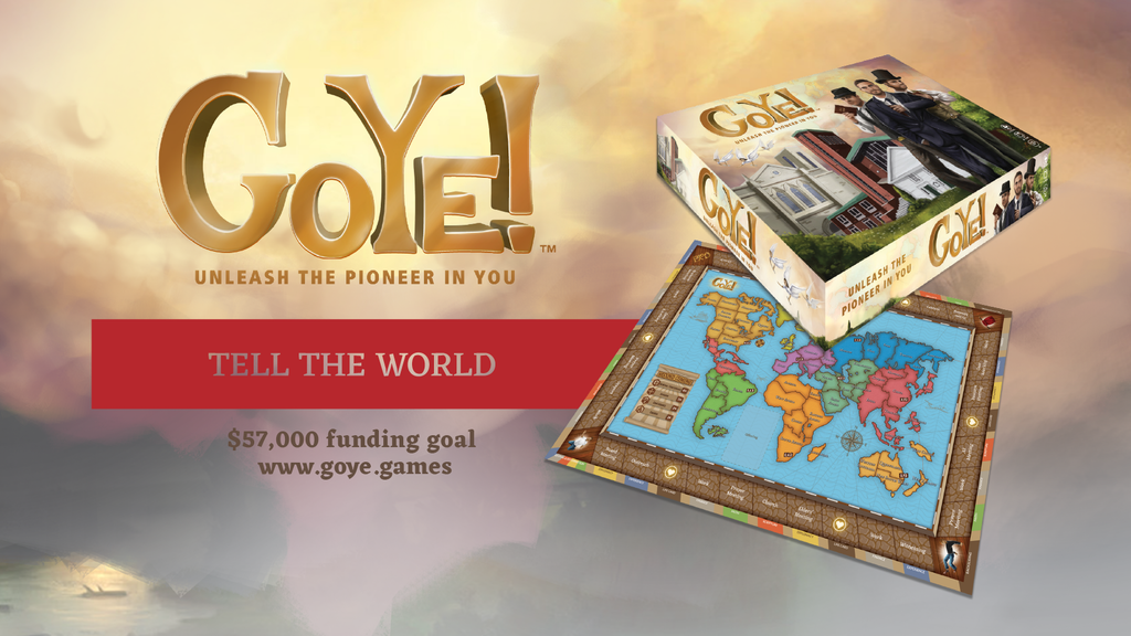 GoYe The Board Game project video thumbnail