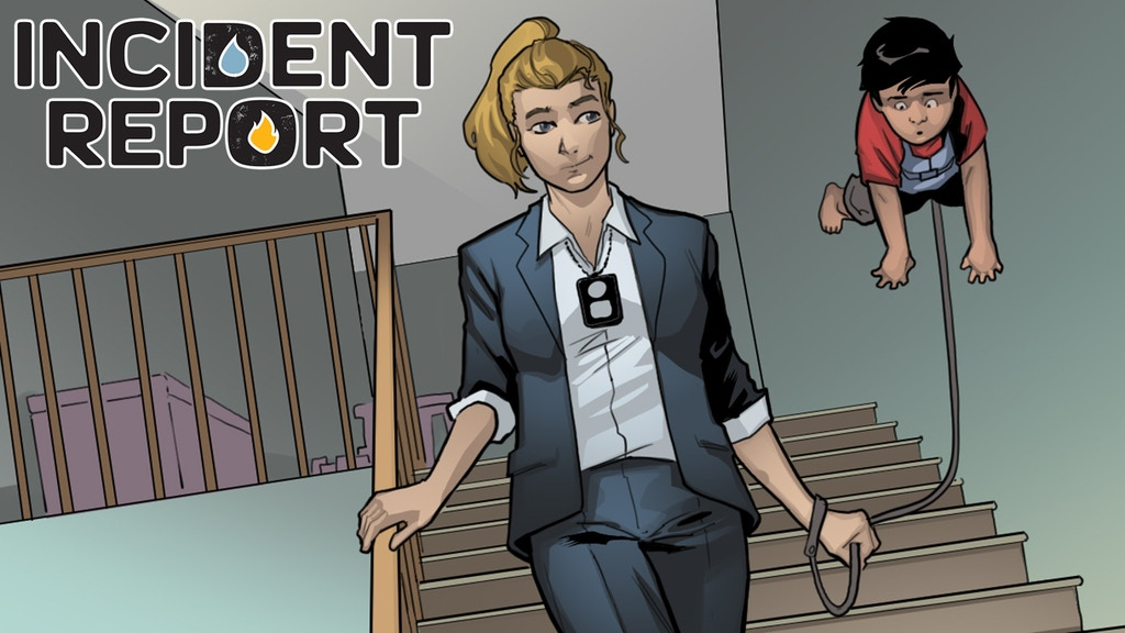 Incident Report Issue #1 project video thumbnail