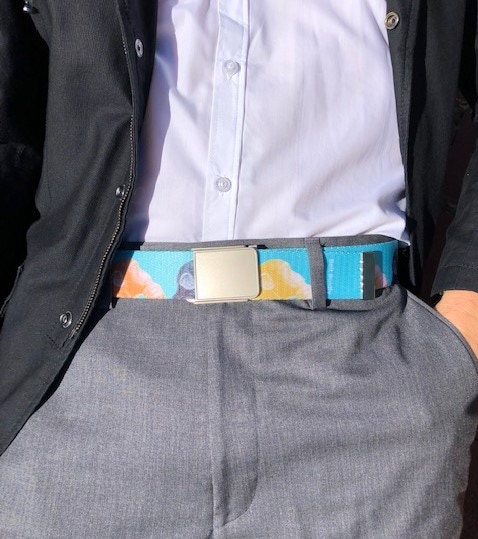 Not just for the casual belt wearer