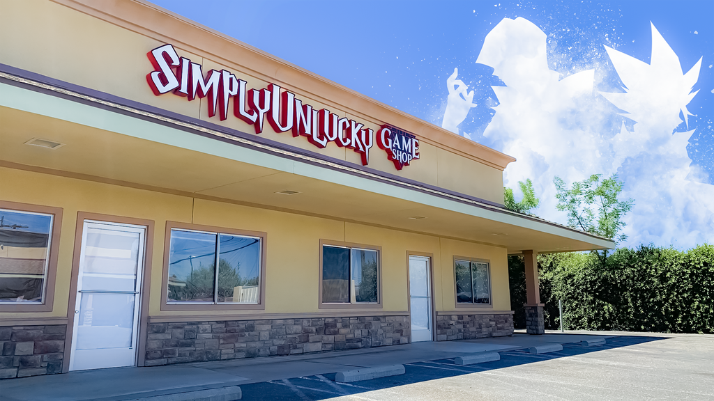 The SimplyUnlucky Game Shop project video thumbnail