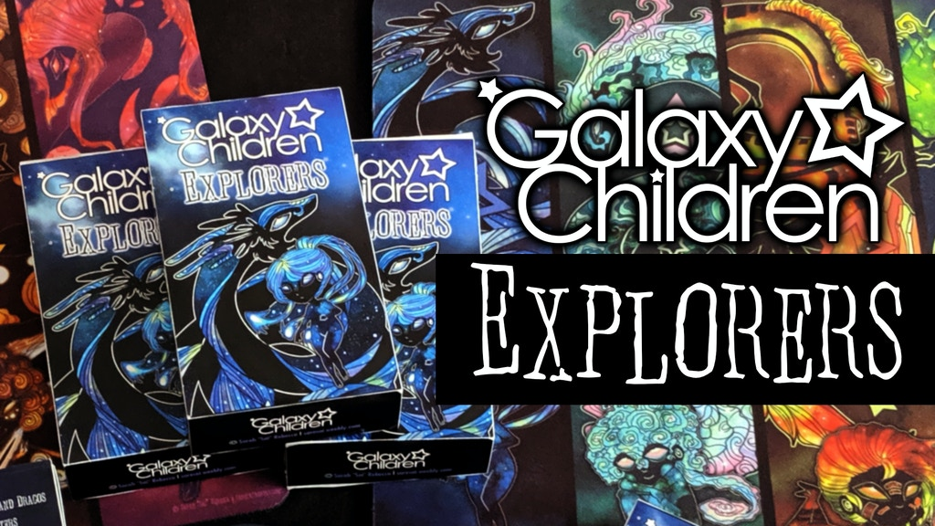 Project image for Galaxy Children: Explorers