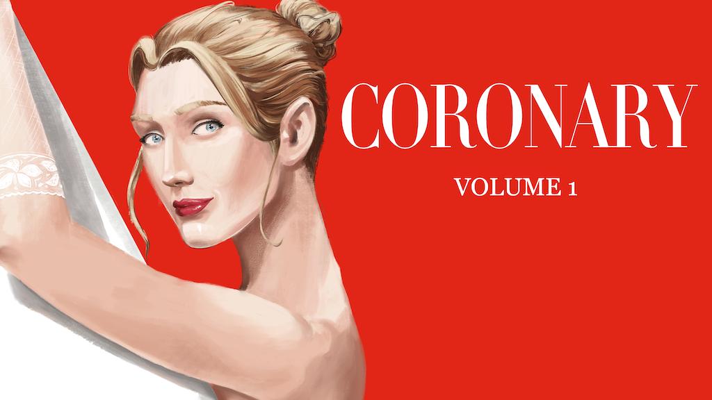 Coronary Volume 1 (#1-4) project video thumbnail