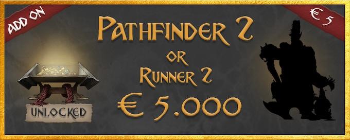 Pathfinder 2 or Runner 2