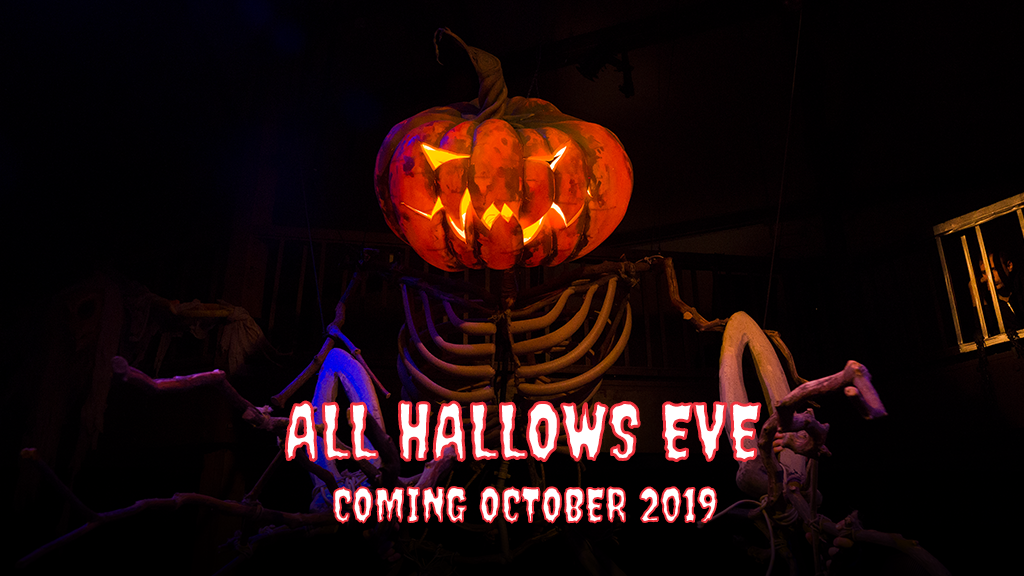 All Hallows Eve project video thumbnail