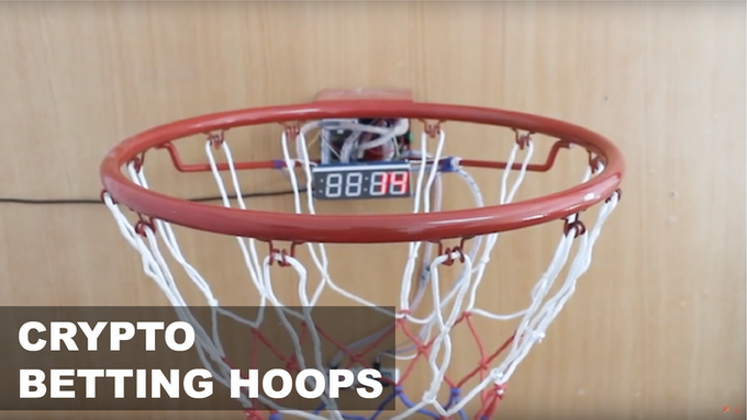 Take the adrenaline in basketball to a whole new level with hoops you can bet against
