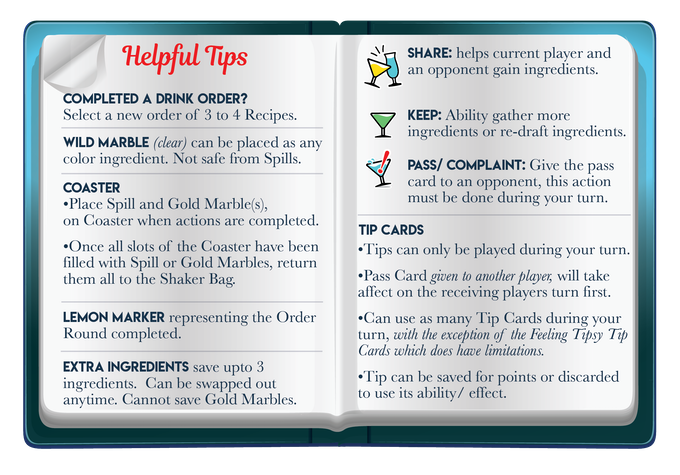 Player Guide:  Helpful Tips