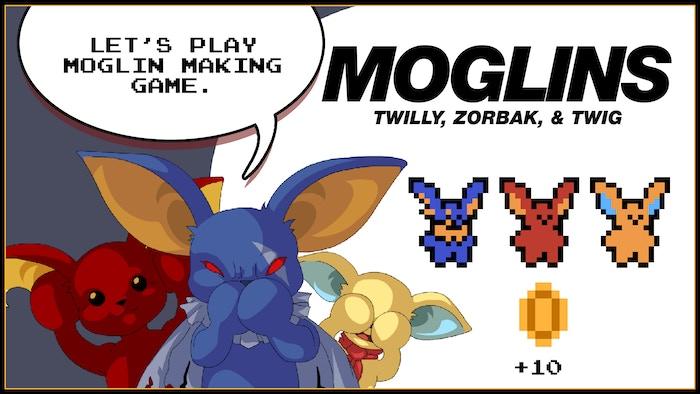 8-Bit Moglins in Dungeons & DoomKnights