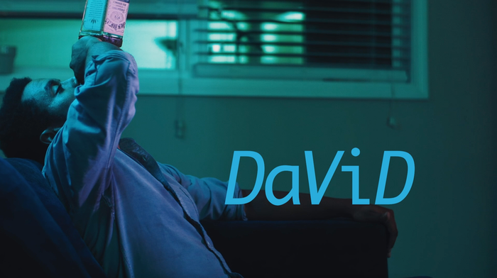 A new feature-length musical film about a man's journey through movie genres with an old friend--a sentient DVD player named DaViD.