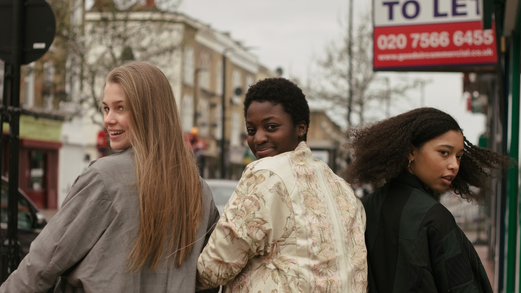 JOA - sustainable one-off jackets made in East London Project-Video-Thumbnail