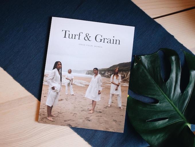 Turf & Grain Issue Four: Women