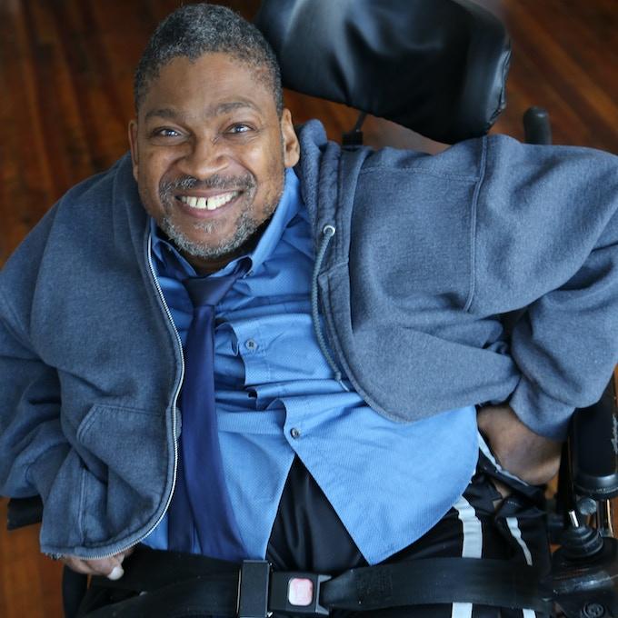 Willy (Ambassador for Developmental Disabilities)