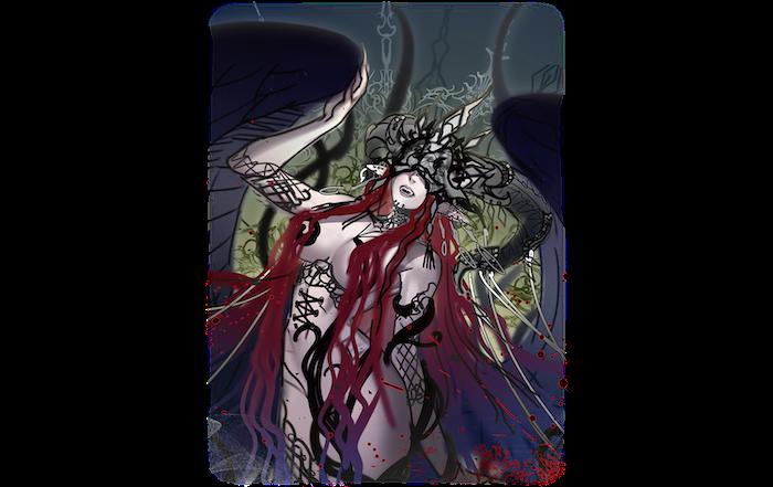 Shard of the Dark Mother Divine