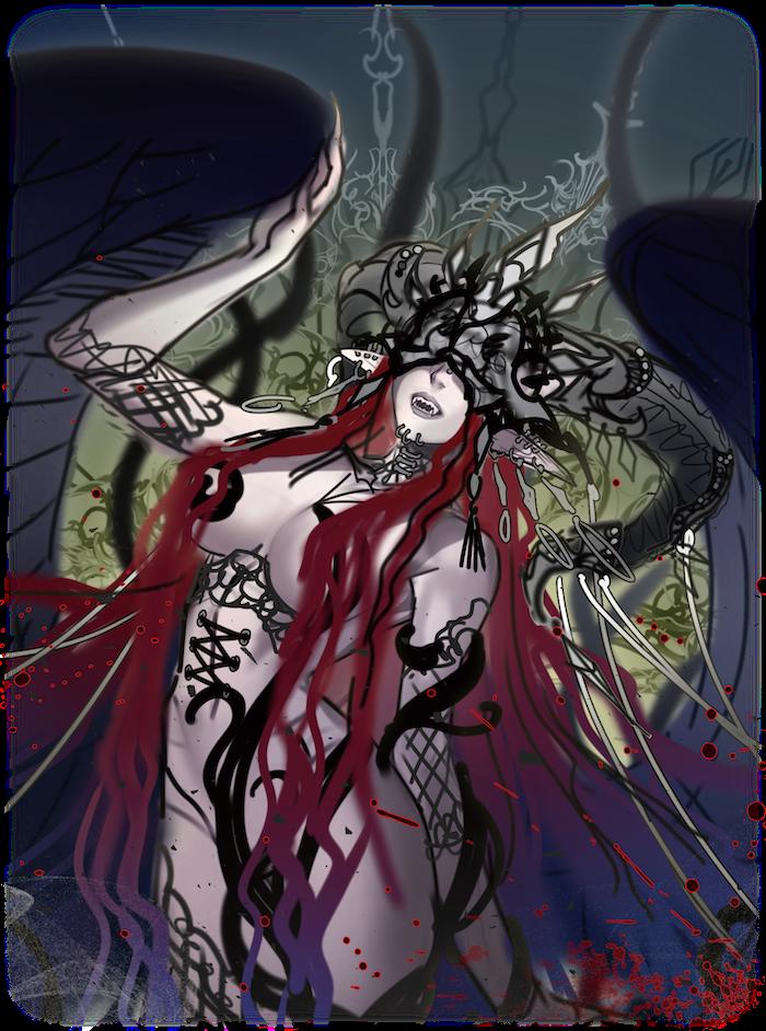 Shard of the Dark Mother